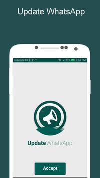 Update WhatsApp FAQ screenshot 4