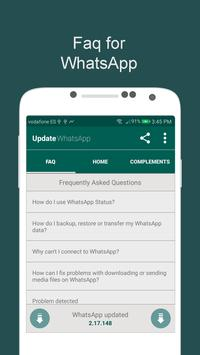 Update WhatsApp FAQ screenshot 11