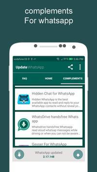 Update WhatsApp FAQ screenshot 12