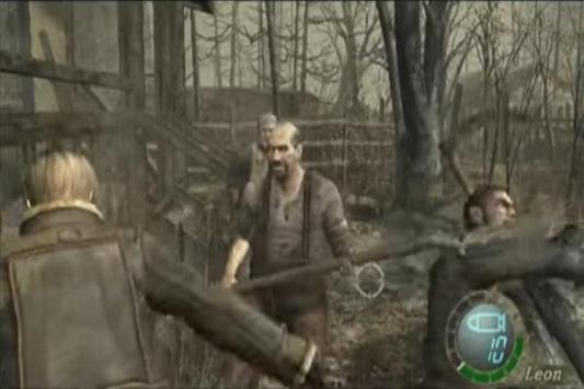 New Resident Evil 4 Cheat apk screenshot