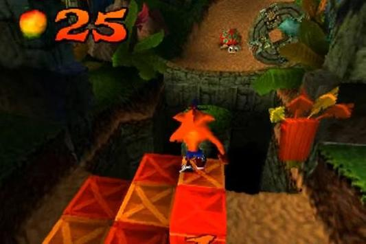 Tips Crash Bandicoot apk screenshot
