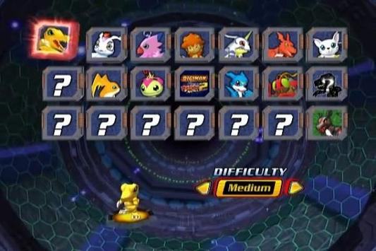 Tips Digimon Rumble 2 apk screenshot