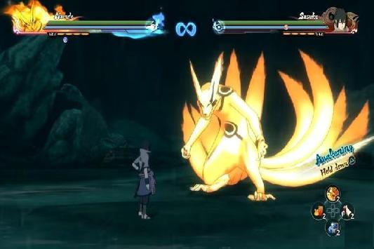 Tips Naruto Ultimate Ninja 4 apk screenshot