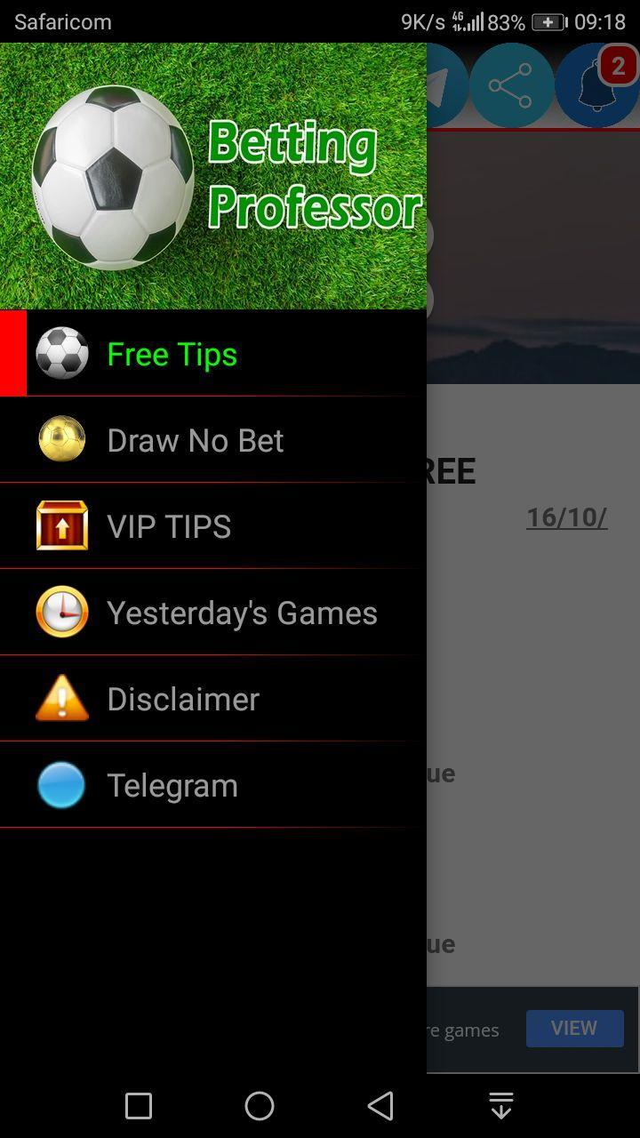 Sports betting professor login sports betting application iphone