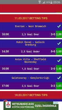 Betting Tips Success apk screenshot