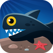 Beach Fish Attack icon