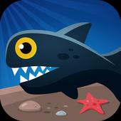 Beach Fish Attack icon