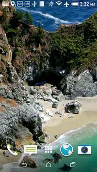 Beach Live Wallpaper PRO apk screenshot