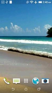 Beach Live Wallpaper apk screenshot