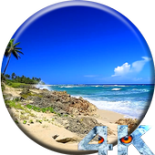 Beach Live Wallpaper icon