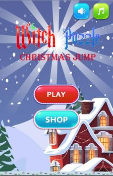 Witch Puzzle : Christmas Jump poster