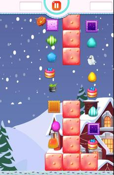 Witch Puzzle : Christmas Jump screenshot 2