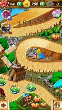 Witch Puzzle : Christmas Jump screenshot 3