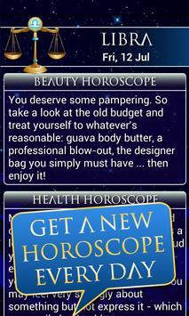 Health Horoscope & Beauty Daily - Free poster