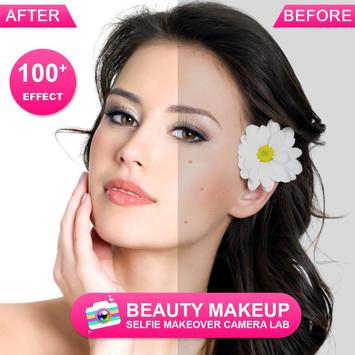 Beauty Makeup - Selfie Makeover Camera Lab screenshot 1