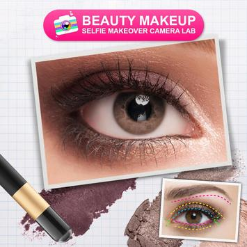 Beauty Makeup - Selfie Makeover Camera Lab screenshot 2