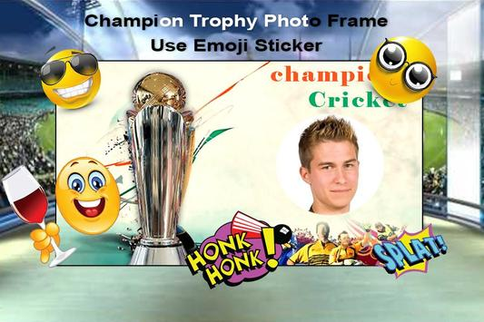 Champion Trophy Photo Frame-2017 screenshot 3