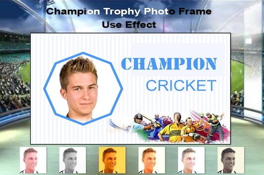 Champion Trophy Photo Frame-2017 screenshot 2