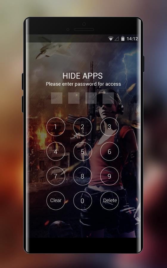 Beauty Sniper: Battlegrounds Survival Pubg Theme for Android - APK