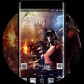 Beauty Sniper: Battlegrounds Survival Pubg Theme