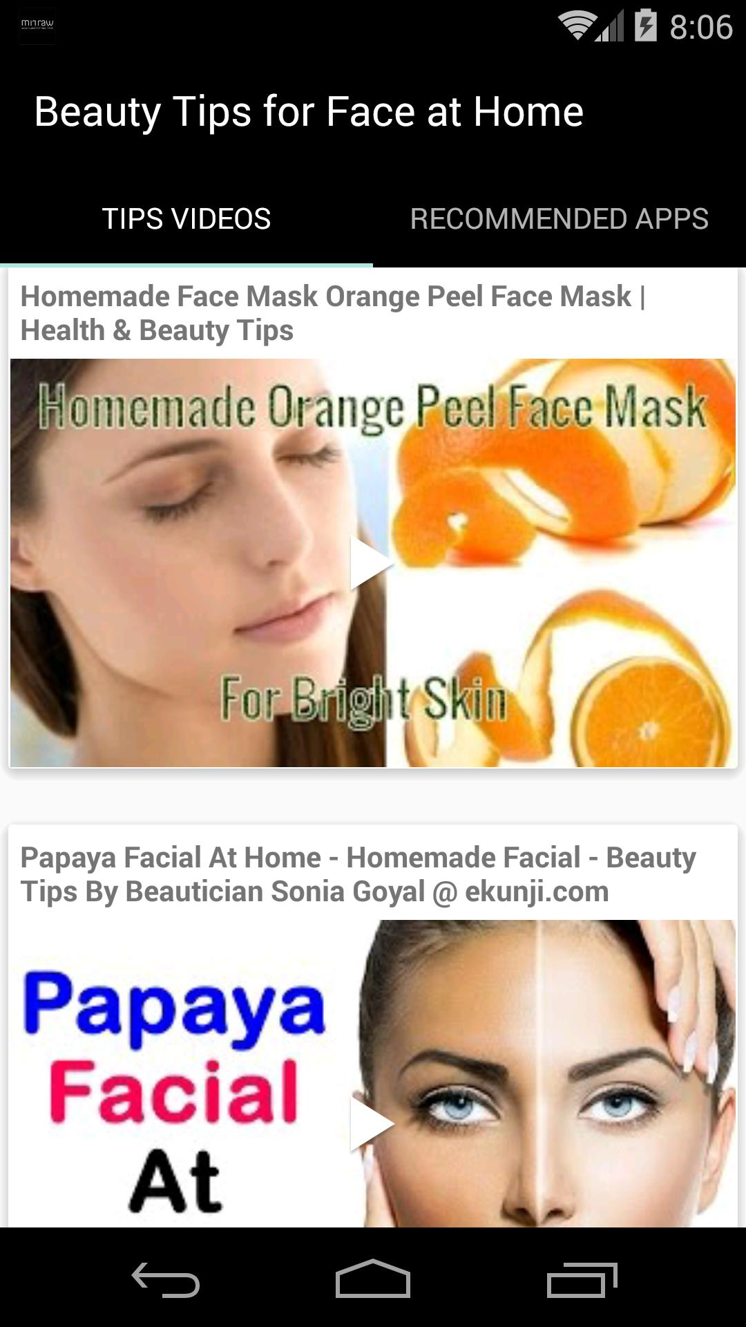 Beauty Tips for Face at Home for Android - APK Download