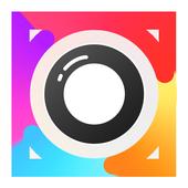 Selfie camera lite - photo edit, filter effect cam 图标