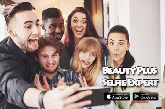Beauty Plus Selfie Expert poster