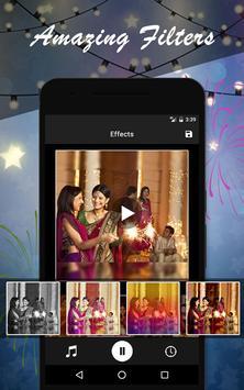 Diwali Photo Video Maker screenshot 3