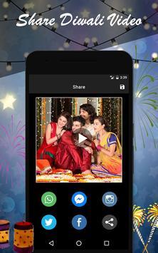 Diwali Photo Video Maker screenshot 4