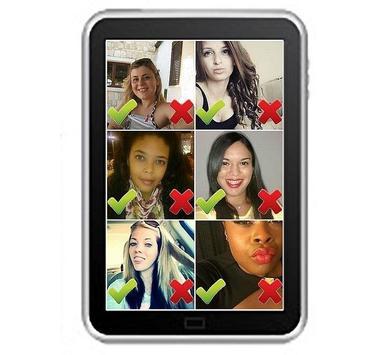 Beautiful Girls Adult Dating screenshot 1