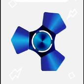 Fidget Spinner Guide new icon