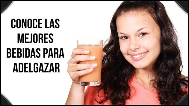 Bebidas Para Adelgazar poster