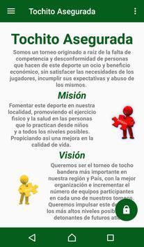 Tochito Asegurada poster