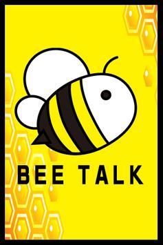 本気の友達作り《BEE TALK》無料登録なし出会系アプリ poster