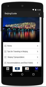 Beijing Travel Guide apk screenshot