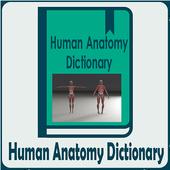 Human Anatomy Dictionary иконка