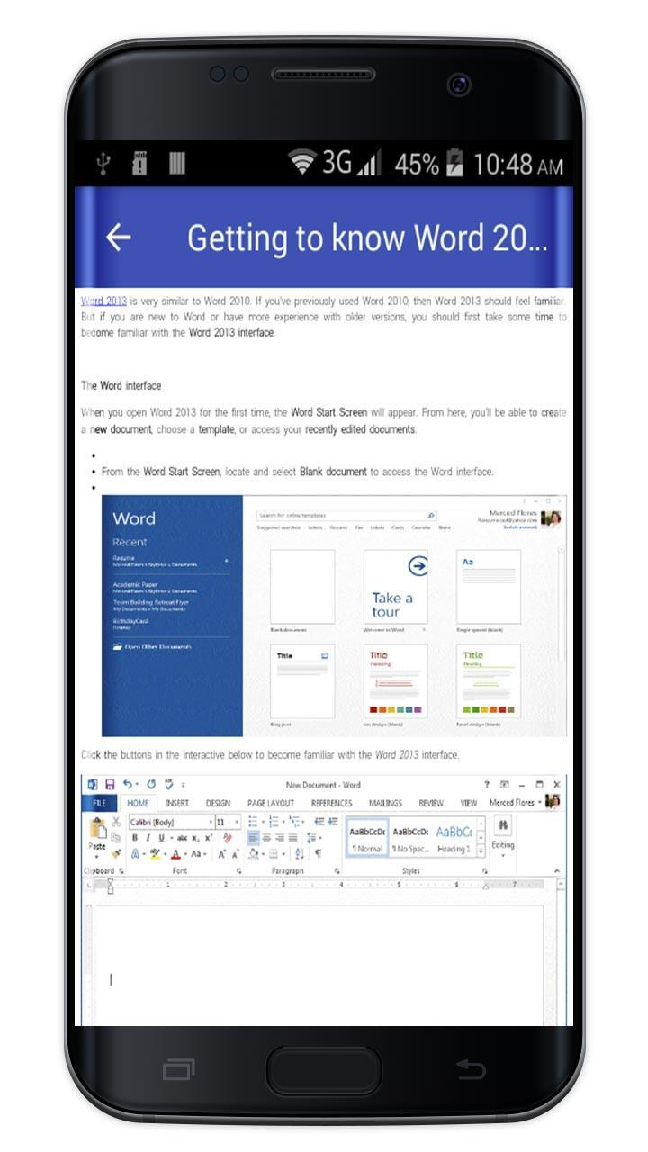 MS Word for Android - APK Download