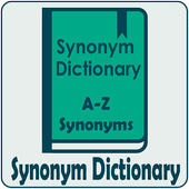 Synonym Dictionary icon
