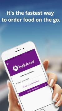 Bekfood UK apk screenshot