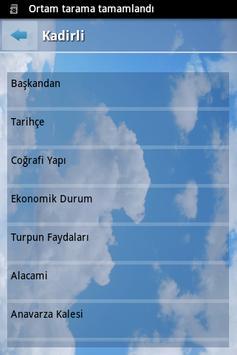 Kadirli Belediyesi apk screenshot