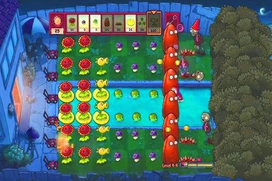 Tip Plants Vs Zombies Guide poster