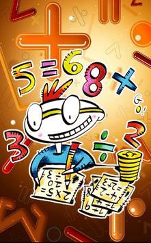Belajar Matematika Jenius poster