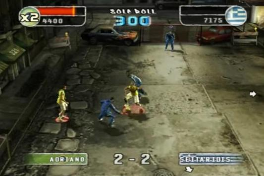 Trick FIFA Street 2 screenshot 6