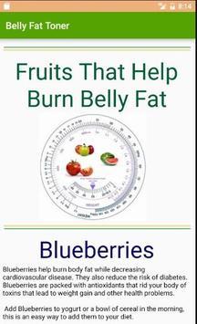 Superfoods, blueberries, broccoli, avocado screenshot 1