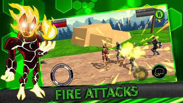 ben ten game for android