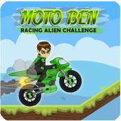 Moto Ben Racing Alien Challenge icon
