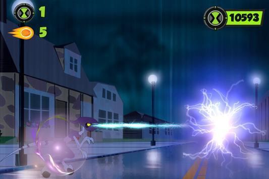 Ben kid hero power surge poster