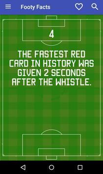 Football Facts screenshot 1