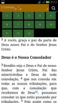 Portuguese Bible screenshot 4