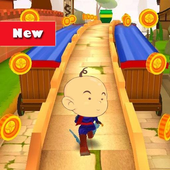 Subway Upin Runner Ipin icon